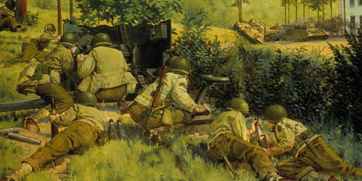 Battle Of Mortain - WWII Reenactor Tactical Event