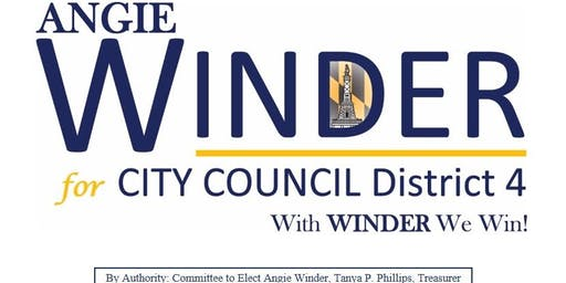Campaign Launch/Fundraiser for Angie Winder