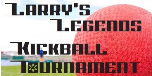 Larry's Legends Kickball Tournament