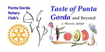Taste of ***** Gorda and Beyond