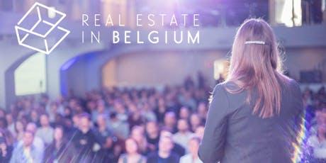 Les rencontres de l'investissement immobilier #3 - Investir en société tickets
