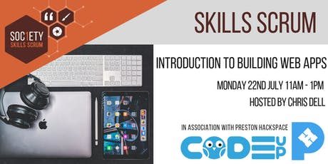 Skills Scrum - Introduction to building web APPs tickets