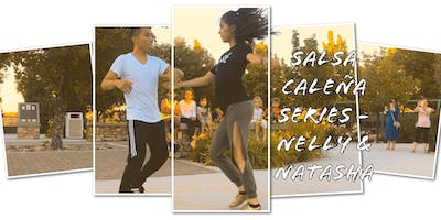 Colombian Salsa 6-Week Series - By Nelly and Natasha