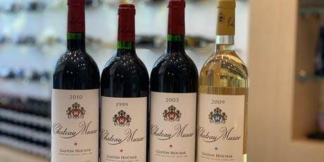 Chateau Musar Wine Tasting at Abaco Wines & Wine Bar tickets
