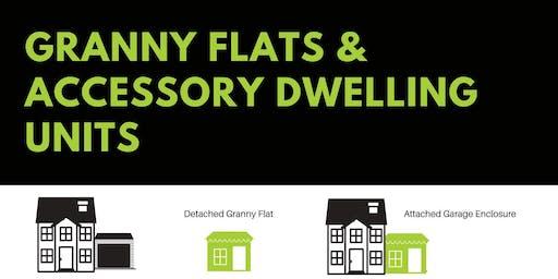 Granny Flats & Accessory Dwelling Units