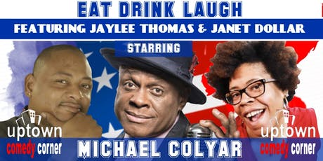 Eat, Drink, Laugh Comedy Show tickets
