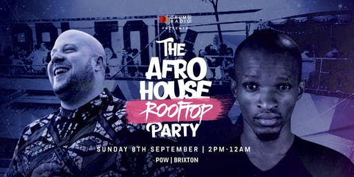 The Afro House Rooftop Party w/ Boddhi Satva & Enoo Napa