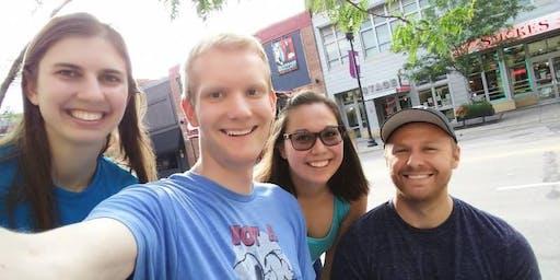 Epic Let's Roam's Scavenger Hunt Minneapolis: Around Downtown Minneapolis!