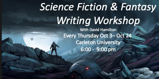 Science Fiction & Fantasy Writing Workshop