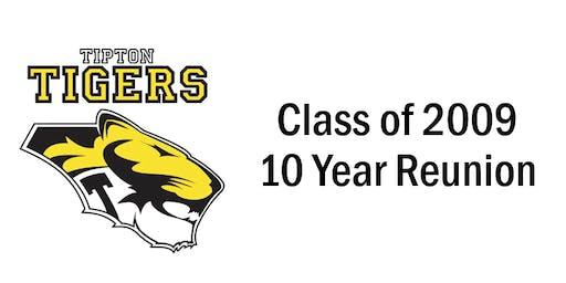 Tipton High School: Class of 2009, 10 Year Reunion