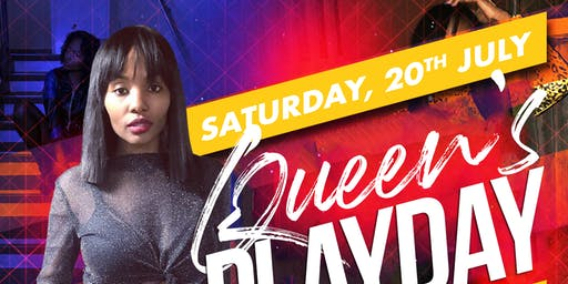 Queen's play day party