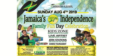 Jamaica's Independence Celebration And Family Fun Day tickets