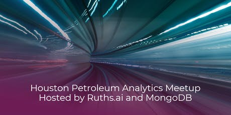 Petroleum Analytics Meetup tickets