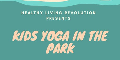 Summer Series: Kids Yoga tickets