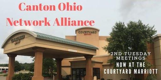 Canton Ohio Networking Alliance Meet Up!