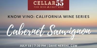 Know Vino -  California Cabernet Sauvignon