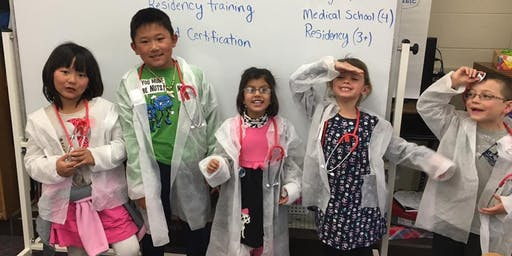 FREE Class!!! (Ages 4-6) Little Medical School - Future Doctors