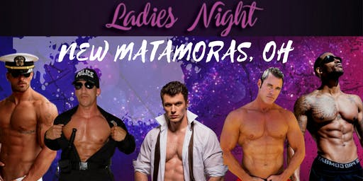 New Matamoras, OH. Magic Mike Show Live. Bada Bing on the Waterfront