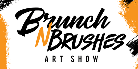 Brunch N Brushes Art Show tickets