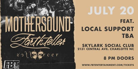 Mothersound, Forthteller, S'Efforcer, & More at Skylark tickets