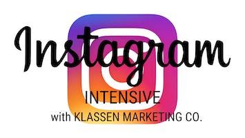 Instagram Intensive Training Workshop