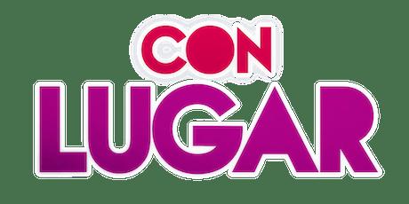 Con Lugar - Episodio Especial, 2019 boletos