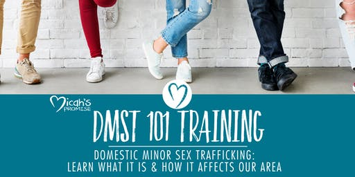 Micah's Promise - DMST 101 - Awareness Training - September Evening