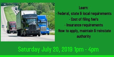 FrogTown Financial presents:  Trucking 101 tickets