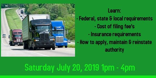 FrogTown Financial presents:  Trucking 101