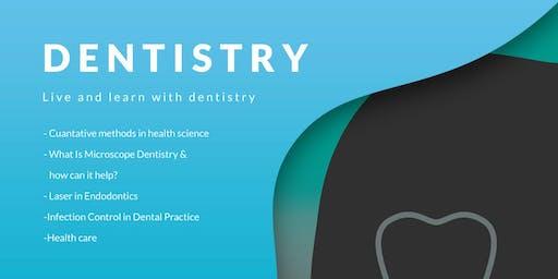 Dentistry; 8 International Summer Academy 2019