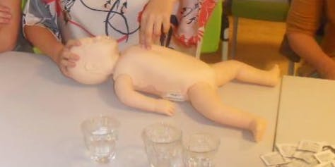 Levensreddend handelen baby en kind