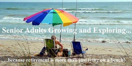 Retirement Pleasures & Pitfalls: A Discussion & Social Event for Seniors 38 tickets
