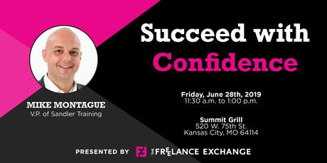 Succeed with Confidence tickets