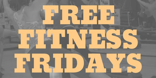 Free Fitness Friday