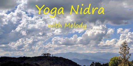 Yoga Nidra with Melody tickets
