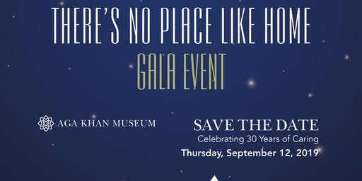 There's No Place Like Home Gala Event
