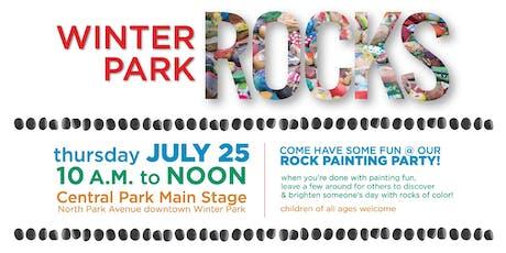 Winter Park Rocks tickets