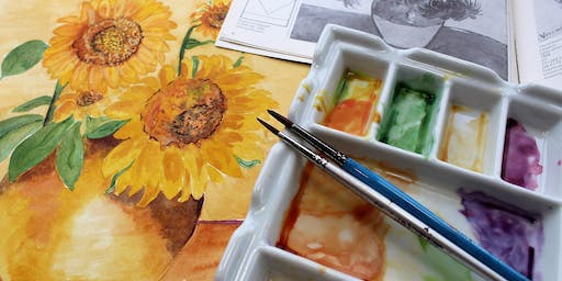 The Basics of Watercolor Painting with Gerald Homminga