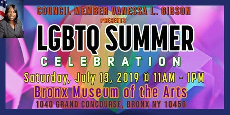 LGBTQ Summer Celebration  tickets