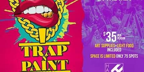 TRAP & PAINT ATX | 8.23 tickets