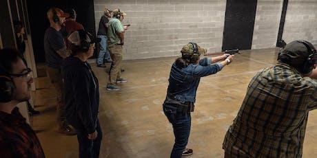Phoenix, Arizona: Contextual Handgun: The Armed Citizen/Public Encounters tickets