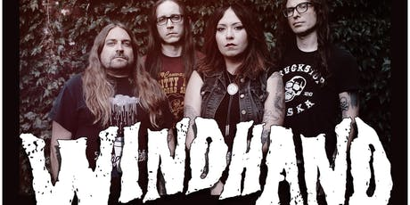 WINDHAND at Ridglea Room tickets