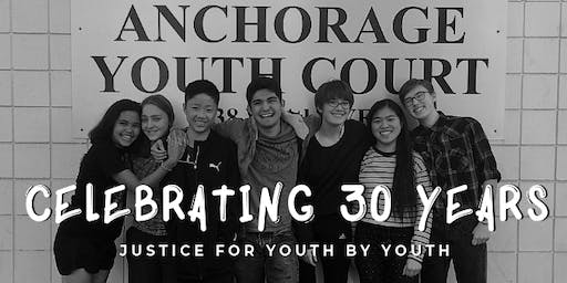 Anchorage Youth Court's 30th Anniversary Celebration