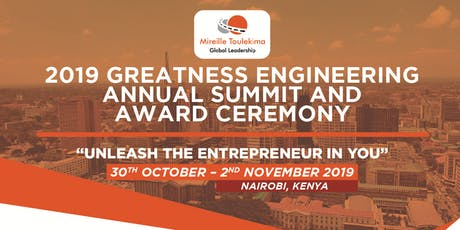 2019 Greatness Engineering Annual Summit and Award Ceremony tickets