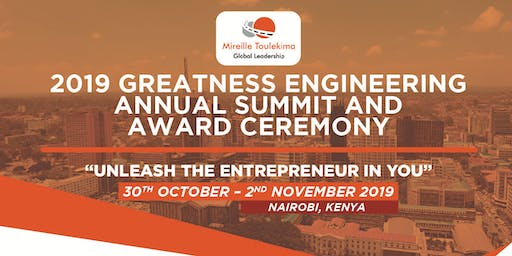 2019 Greatness Engineering Annual Summit and Award Ceremony