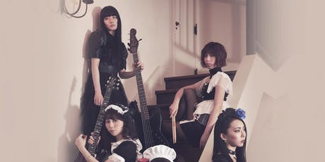 BAND-MAID tickets
