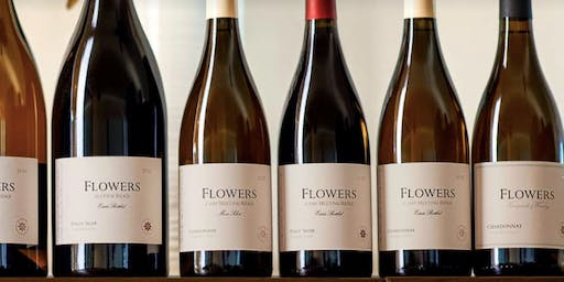 Flowers Wine Dinner - SOLD OUT!