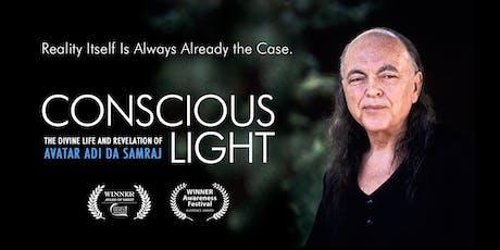 Conscious Light: Documentary Film on Adi Da Samraj - Chicago, IL tickets