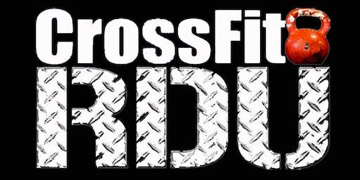Crossfit RDU, Raleigh - Body Composition Testing
