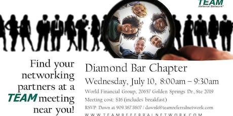 Diamond Bar Chapter Invitation Day tickets